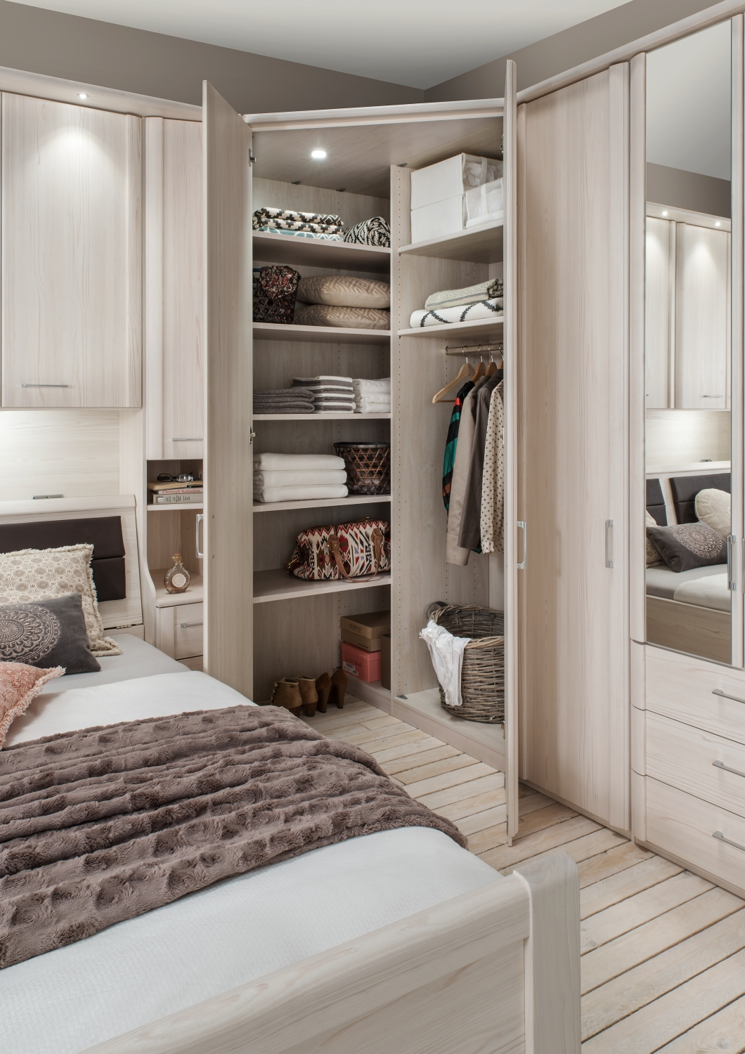 Luxor Bedrooms Amp Wardrobes By Wiemann Uk