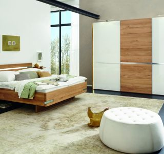 Savona by Wiemann with bedside drawers