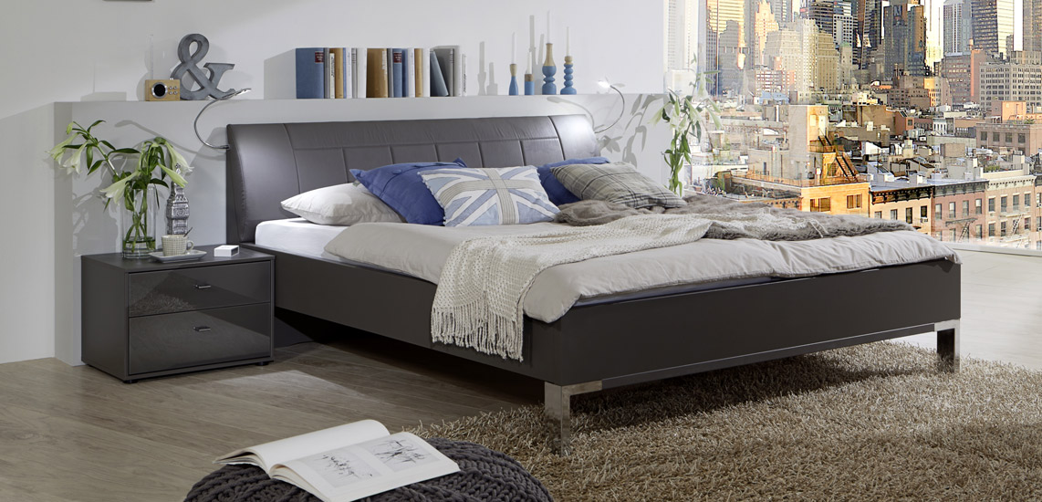 Tokio-bedside-chest-from-Wiemann-with-glass-drawers-in-Havanna