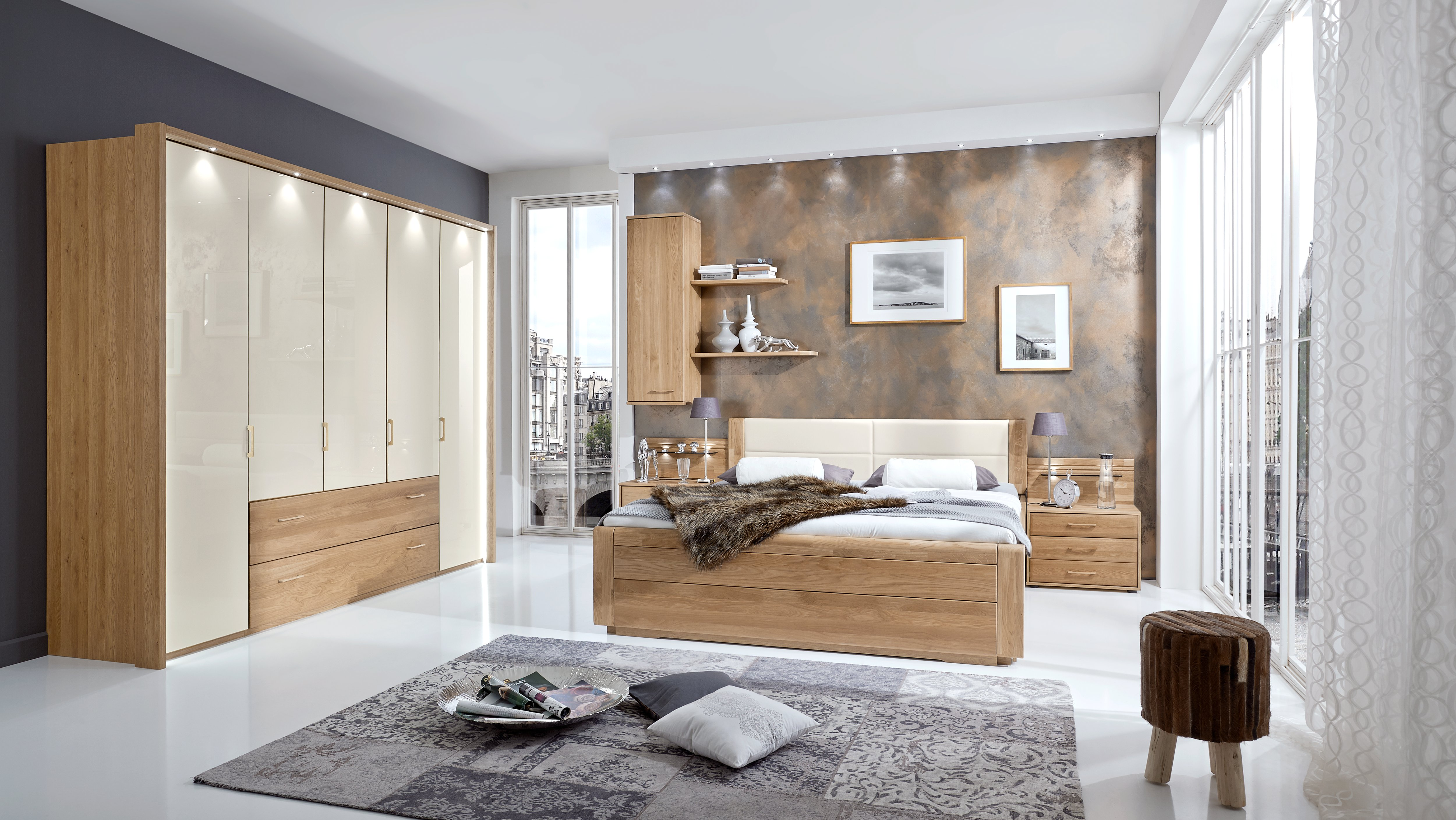 Lido Bedrooms Wardrobes By Wiemann Uk